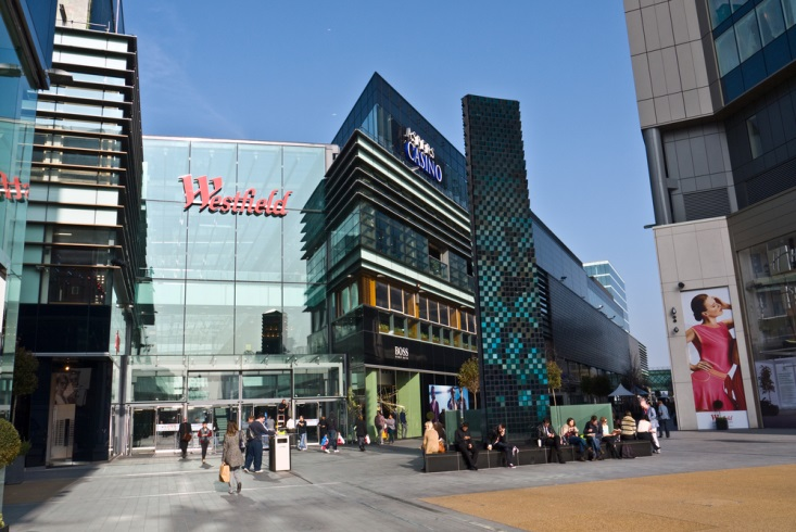 Hotel In Westfield Shopping Centre Stratford