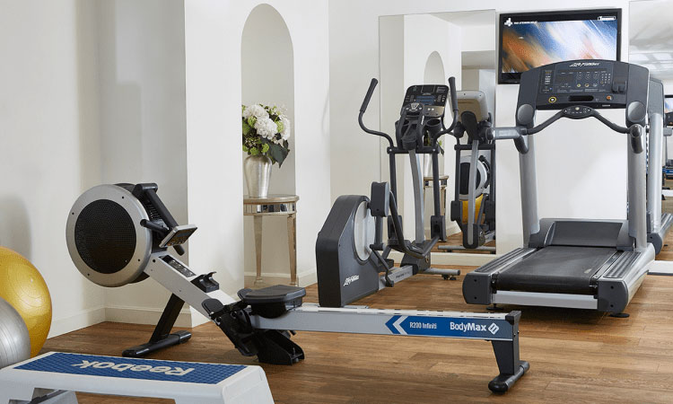 The Westbridge Hotel Gym