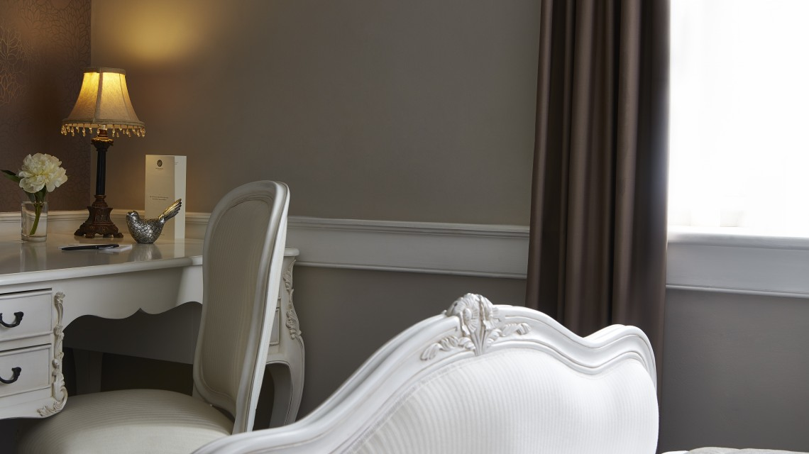 Queen Victoria Junior suite at The Westbridge Hotel London