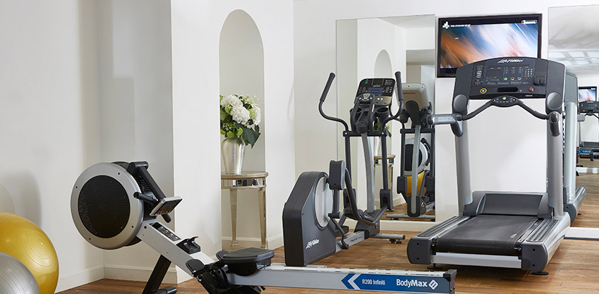 The Westbridge Hotel Stratford London Gym