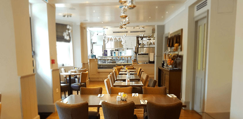 The Westbridge Hotel Stratford London Restaurant